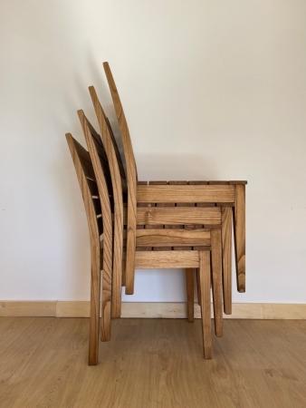 Küba Kolsuz Sandalye